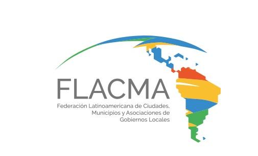 logo for Federación Latinoamericana de Ciudades, Municipios y Asociaciones de Gobiernos Locales