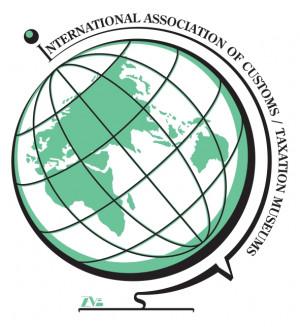 logo for International Association of Customs Museums