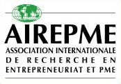 logo for Association internationale de recherche en entrepreneuriat et PME