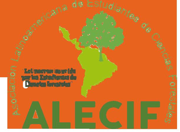 logo for Asociación Latinoamericana de Estudiantes de Ciencias Forestales