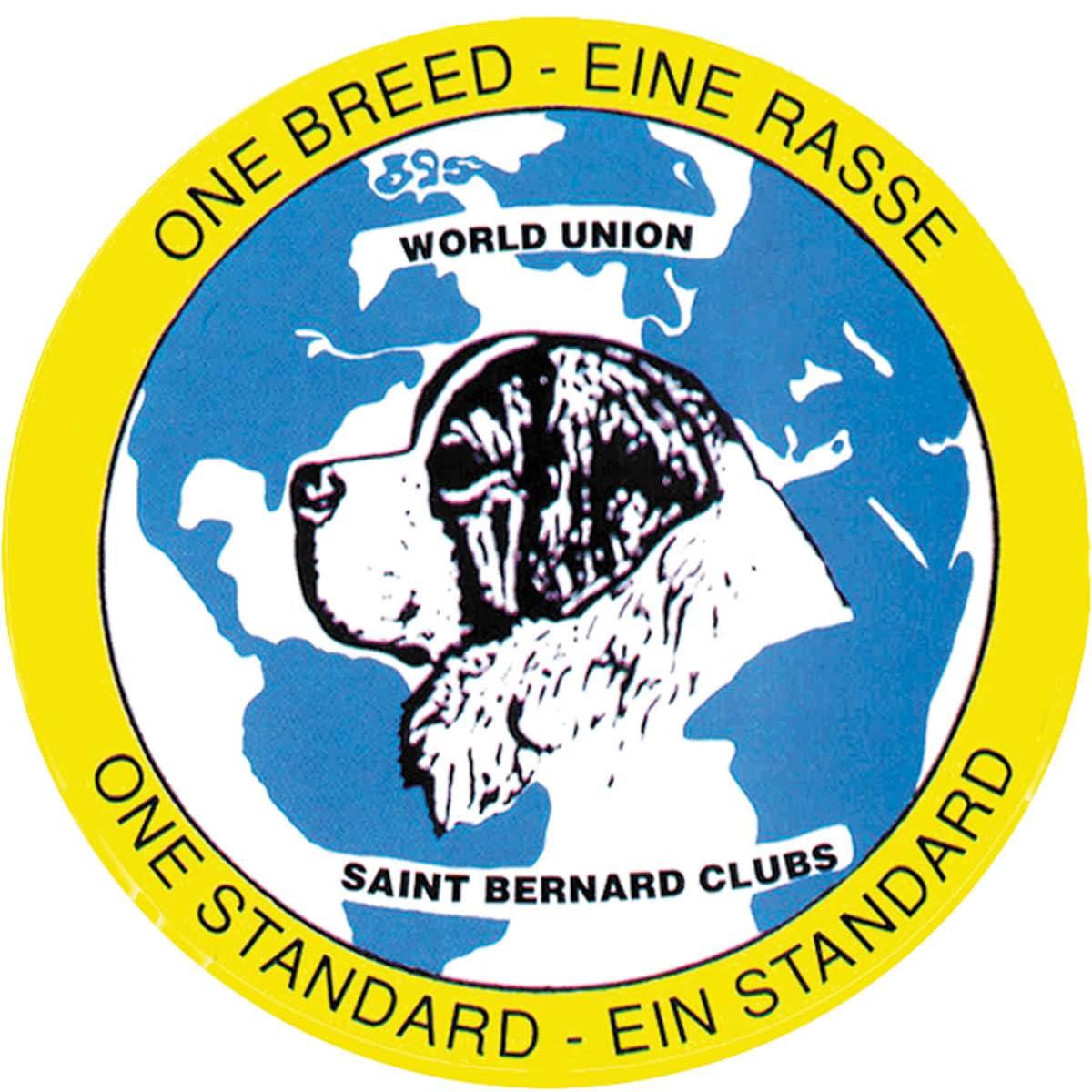 logo for World Union of St Bernard Clubs