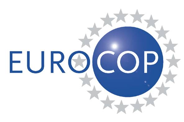 logo for European Confederation of Police
