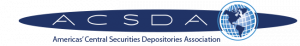 logo for Americas' Central Securities Depositories Association