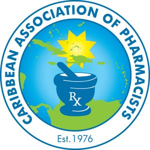 logo for Caribbean Association of Pharmacists