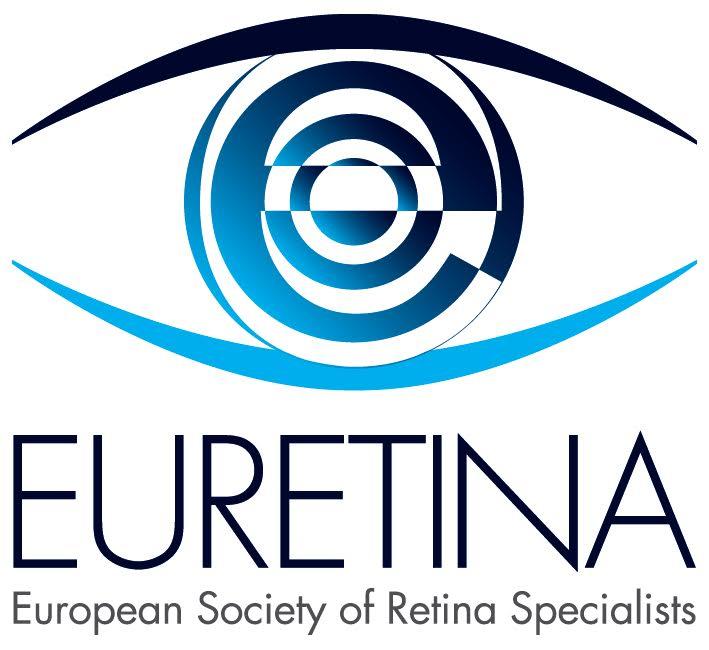 logo for EURETINA - European Society of Retina Specialists