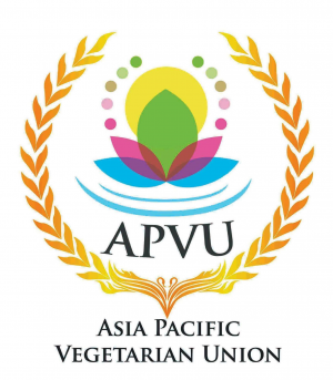 logo for Asia Pacific Vegetarian Union