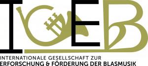 logo for Internationale Gesellschaft zur Erforschung und Förderung der Blasmusik