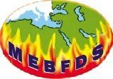 logo for Middle East Burn and Fire Disaster Society