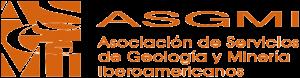 logo for Asociación de Servicios de Geologia y Mineria Iberoamericanos