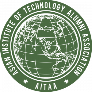 logo for Asian Institute of Technology Alumni Association