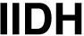 logo for Instituto Interamericano de Derechos Humanos