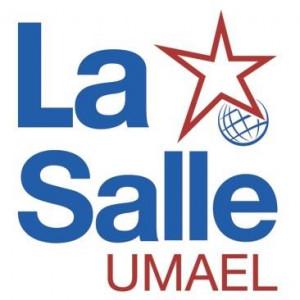 logo for Union mondiale des anciens élèves Lasalliens
