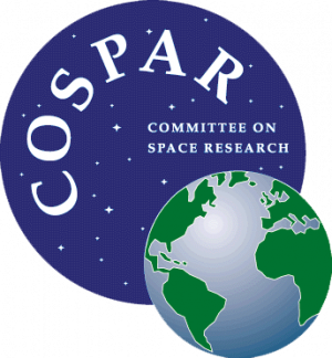 logo for Committee on Space Research