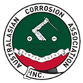 logo for The Australasian Corrosion Association