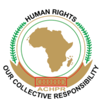 logo for African Commission on Human and Peoples' Rights