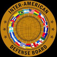 logo for Inter-American Defense Board