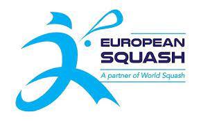 logo for European Squash Federation