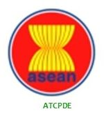 logo for ASEAN Training Center for Preventive Drug Education