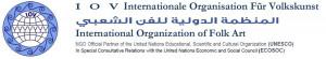 logo for International Organization of Folk Art