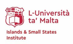 logo for Islands and Small States Institute, Malta