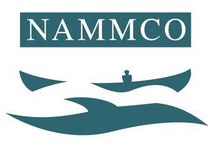 logo for North Atlantic Marine Mammal Commission