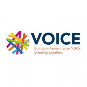 logo for Voluntary Organisations in Cooperation in Emergencies