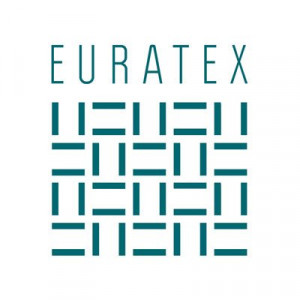 logo for EURATEX - The European Apparel and Textile Confederation
