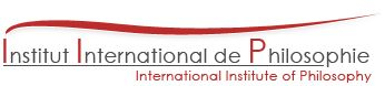 logo for International Institute of Philosophy