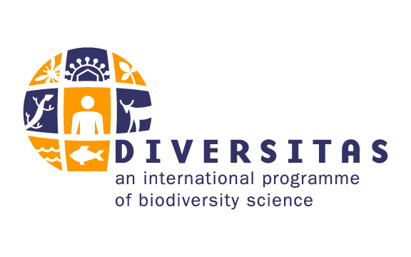 logo for DIVERSITAS - International Programme of Biodiversity Science