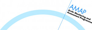 logo for Arctic Monitoring and Assessment Programme