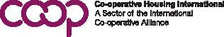 logo for Co-operative Housing International