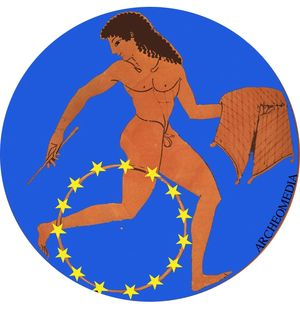 logo for European Committee for Sports History