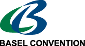 logo for Secretariat of the Basel Convention
