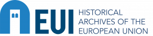 logo for Historical Archives of the European Union