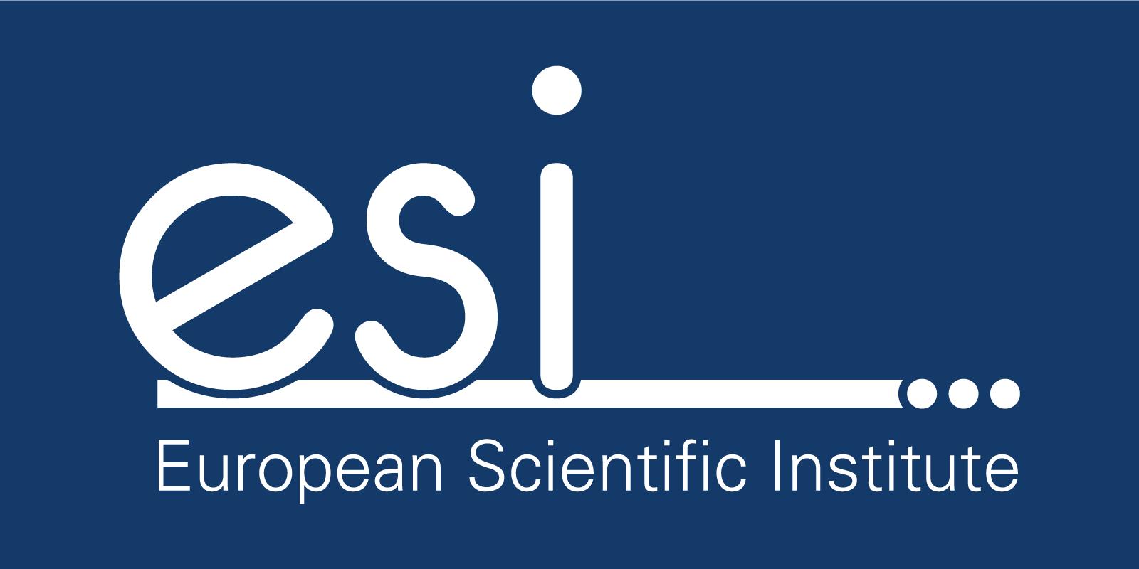 logo for European Scientific Institute