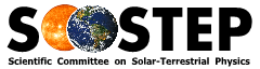 logo for Scientific Committee on Solar-Terrestrial Physics