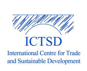 logo for International Centre for Trade and Sustainable Development, Geneva