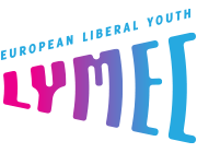 logo for European Liberal Youth
