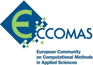 logo for European Committee on Computational Methods in Applied Sciences