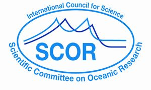 logo for Scientific Committee on Oceanic Research