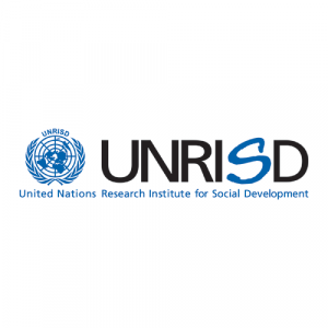 logo for United Nations Research Institute for Social Development