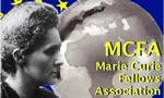 logo for Marie Curie Fellowship Association