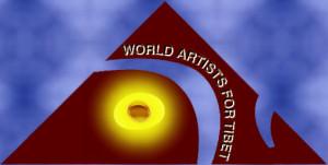 logo for World Artists for Tibet