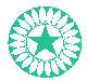 logo for Association of Esperantist Greens