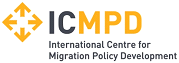 logo for International Centre for Migration Policy Development