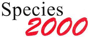 logo for Species 2000