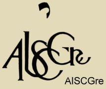 logo for Associazione Internazionale Studi di Canto Gregoriano