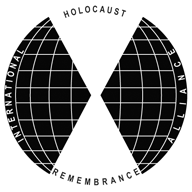 logo for International Holocaust Remembrance Alliance