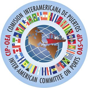 logo for Inter-American Committee on Ports