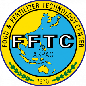 logo for Food and Fertilizer Technology Center for the Asian and Pacific Region